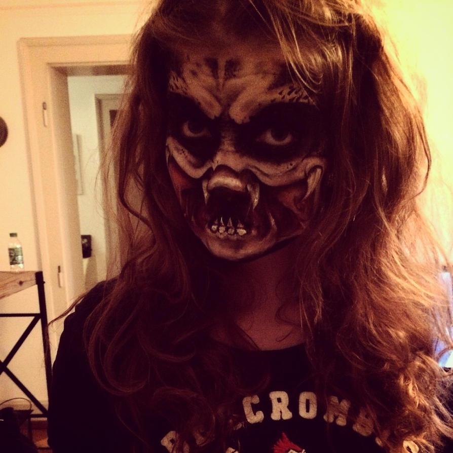 predator makeup by ADeddie
