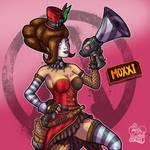 MOXXI Borderlands 3