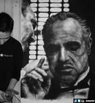 The Godfather / El Padrino - portrait