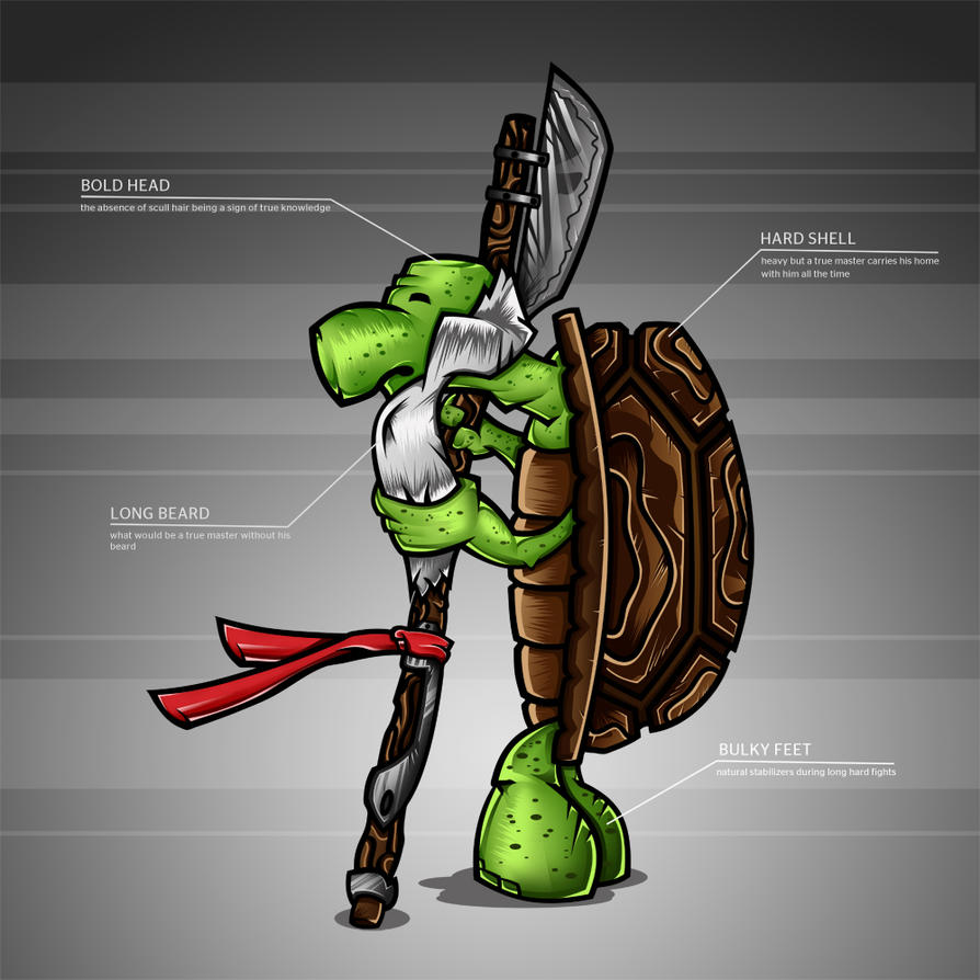 Turtle Master by MacP