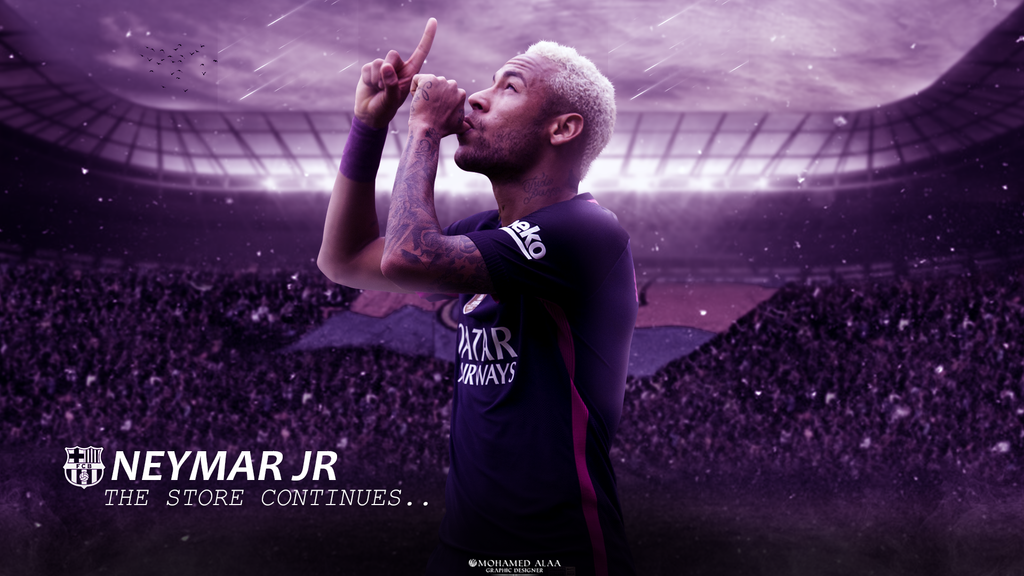 Neymar Jr 2016 17 Wallpaper By MohamedALAAGFX
