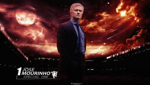 Jose Mourinho 2016/17 Wallpaper