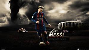 Lionel Messi 2016 /17 Wallpaper
