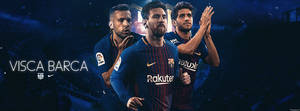 Cover For Barcelona Fc