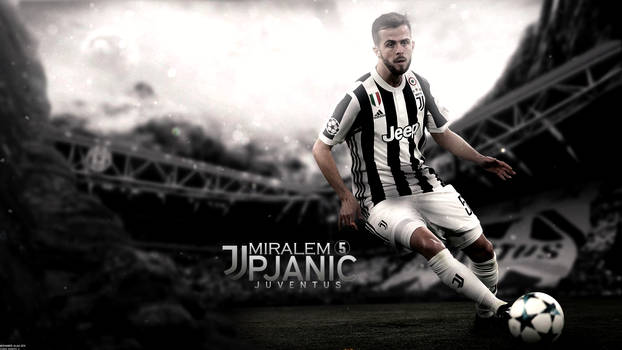 Miralem Pjanic 2017/18 Wallpaper