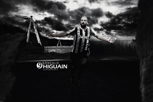 Gonzalo Higuain 2016/17 Wallpaper