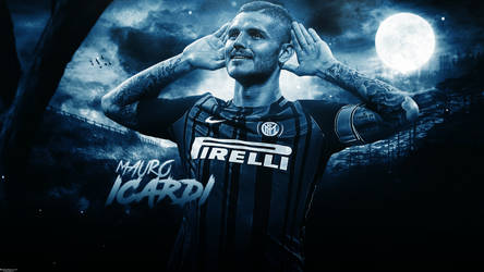Mauro Icardi 2017/18 Wallpaper