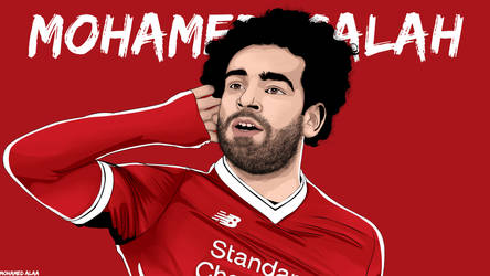 Salah Vector Art