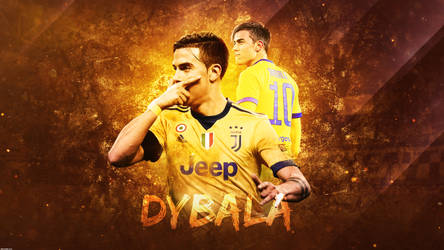 Paulo Dybala Wallpaper Simple