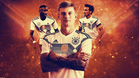Germany Wallpaper by MohamedALAAGFX