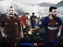 Barcelona Vs Roma