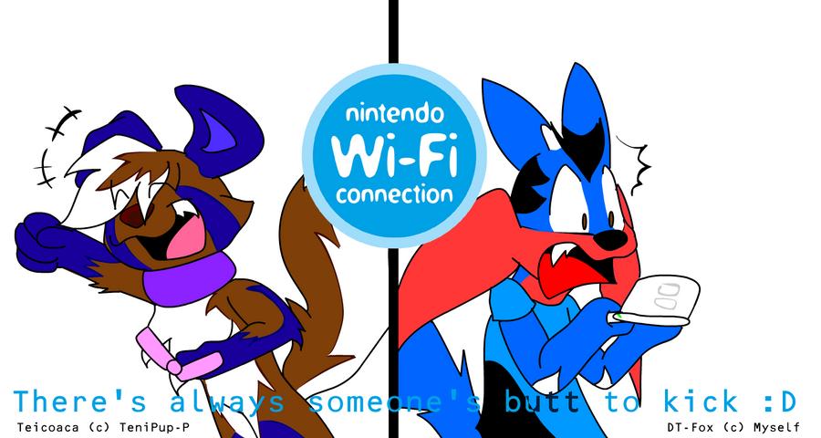 Nintendo Wifi.. by DT-Fox