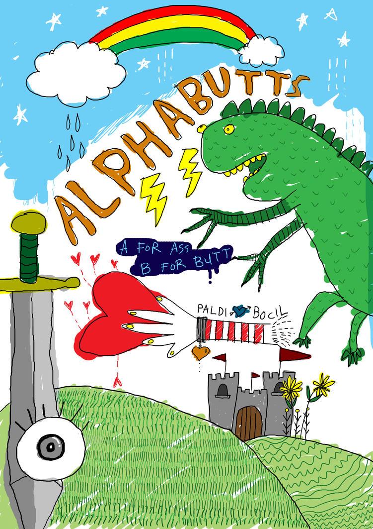 Tale of Alphabutts by paldipaldi
