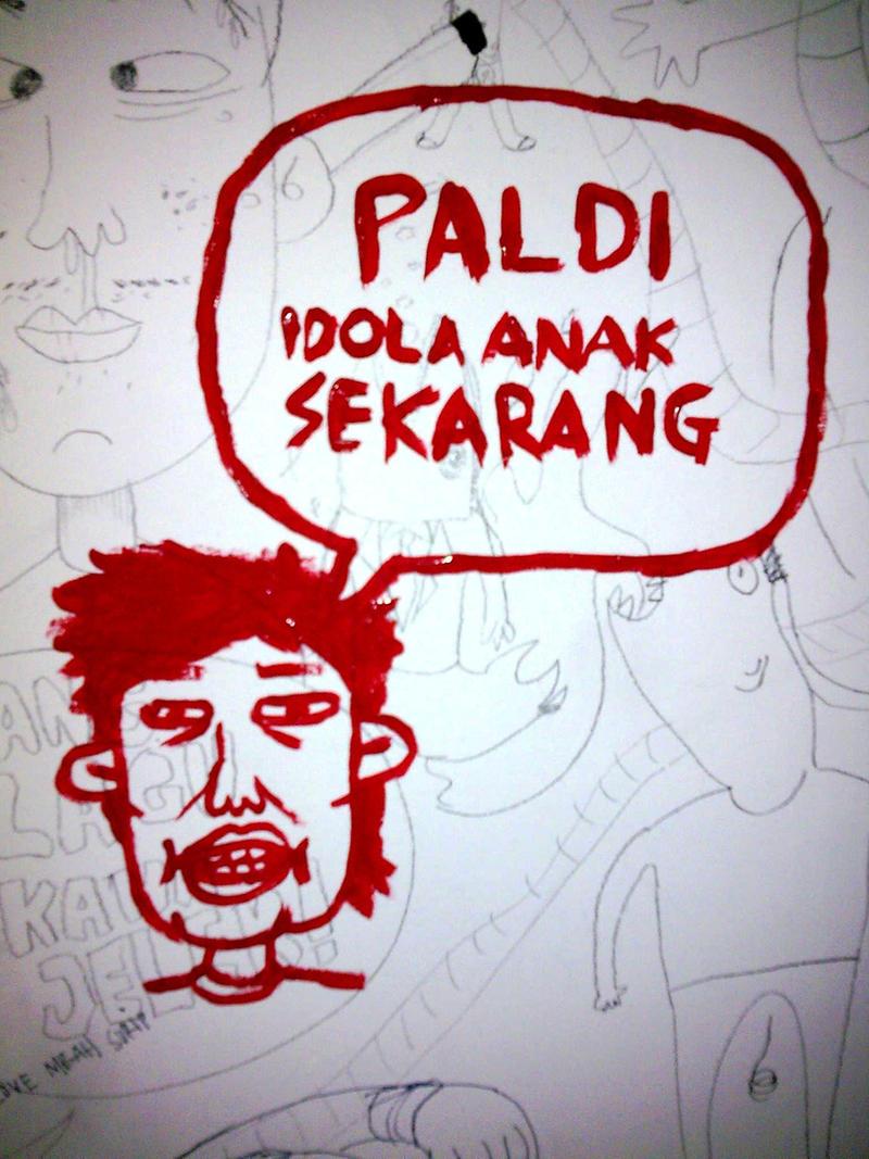 Paldi Idola Anak Sekarang by paldipaldi