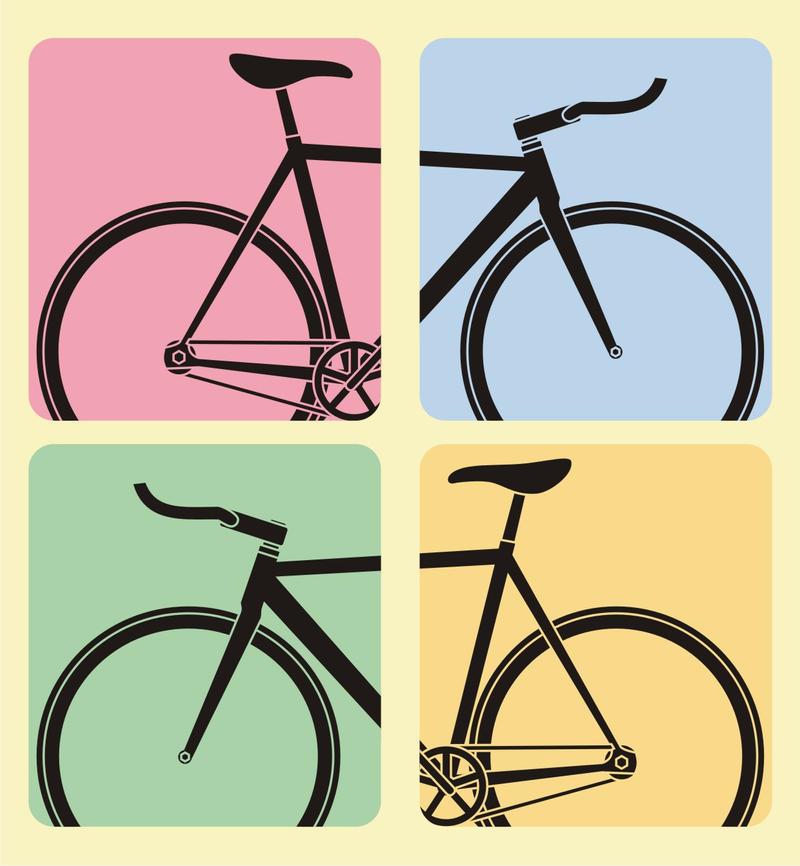 bicycle by paldipaldi