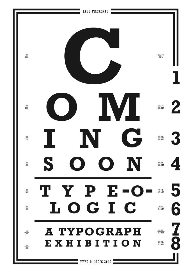 Type-O-Logic teaser poster by paldipaldi