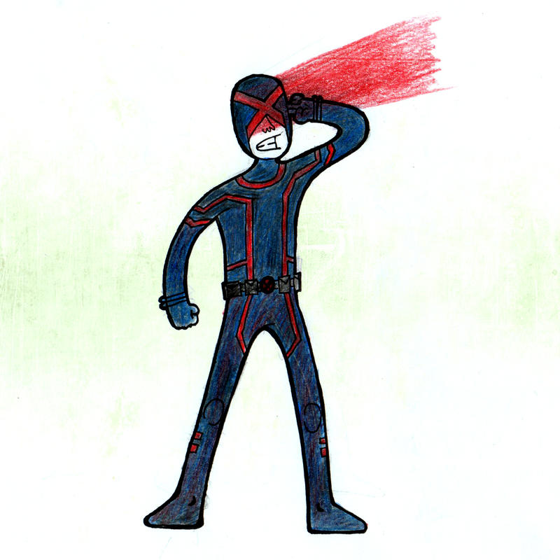 Cyclops new costume by paldipaldi