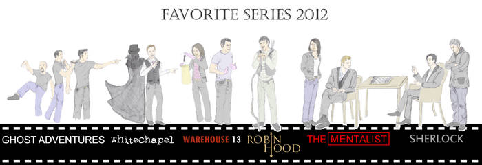 Favorite series by RedTigger