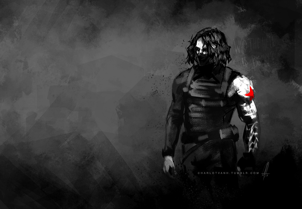 bucky barnes winter soldier wallpaper - photo #14
