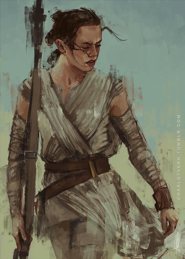 Rey by charlotvanh