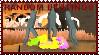 Random Beatings Stamp by LingLing927