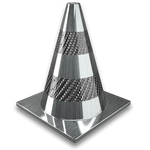 Vlc Metalized Dock Icon