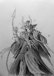 Lord Magnus - Hope never dies by ChaosDominus