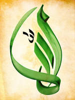 The name Of Allah by syedmaaz