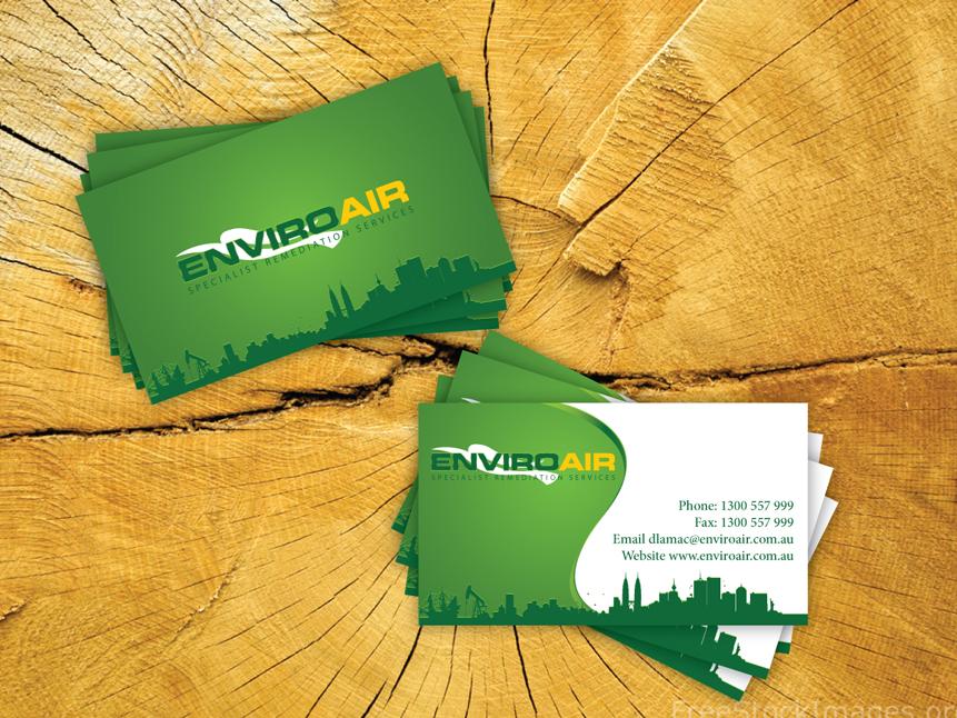 V Card Enviroair v card 2 by syedmaaz