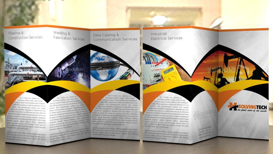 Solving Tech brochure
