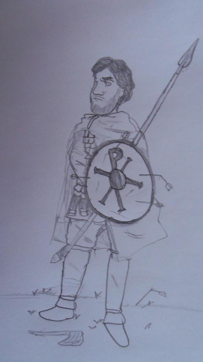 Gawain (Gwalchmei) by OddMod-7