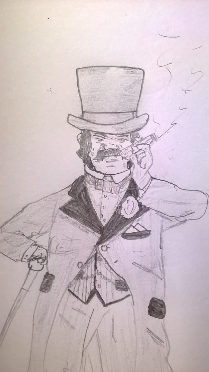 Victorian Gent by OddMod-7