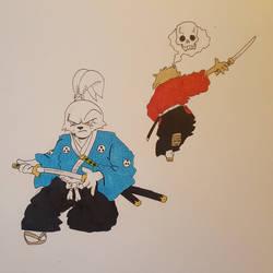 Miyamoto Usagi by OddMod-7