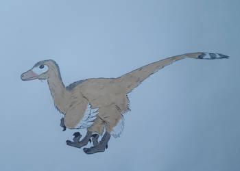 Velociraptor by OddMod-7