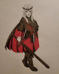 Elric of Melniobone by OddMod-7