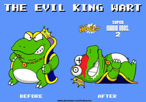 The Evil King Wart (A.K.A. Mamu)