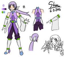 MMZ!Epsilon by Shinryuu-Uroborus