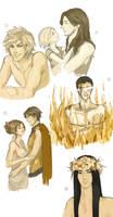 APH - ancient doodles