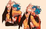 Hugs by Juniiie
