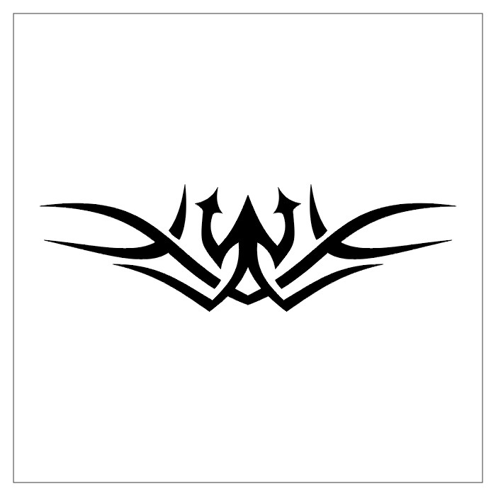 tatouage tribal celtique bas du dos by naiwada on deviantart. Black Bedroom Furniture Sets. Home Design Ideas