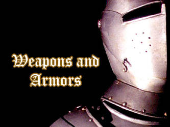 Weapons and Armor Tutorials by ArtistsHospital