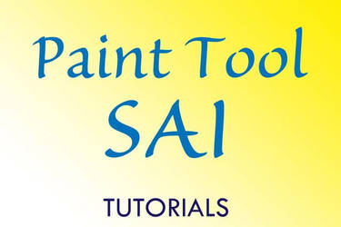 Paint Tool SAI Tutorials by ArtistsHospital