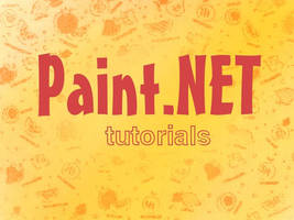 Paint.NET Tutorials by ArtistsHospital