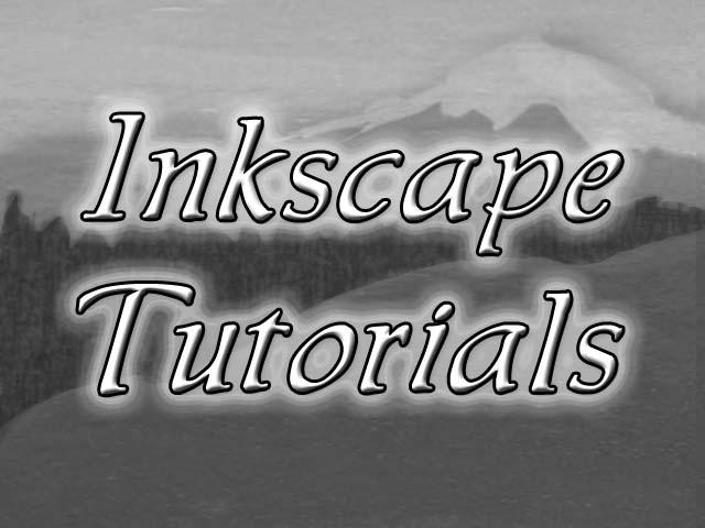 Inkscape Tutorials