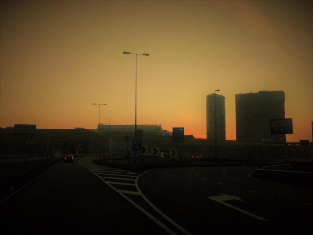 bijlmerArena morningsunlight by Malduron