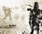 Big Boss - MGS wallpaper