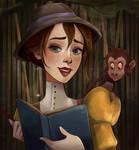 Jane VS Baby Baboon