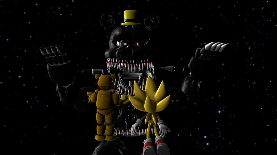 The Nightmare Fight by MarioMario9090