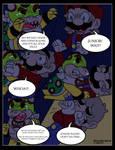 Mario comforts Bowser jr page 3