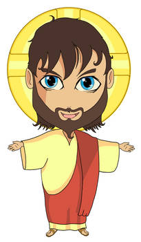 Jesus chibi